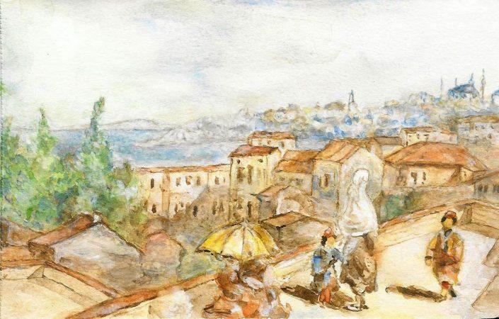 Constantinople.Andreja Soleil